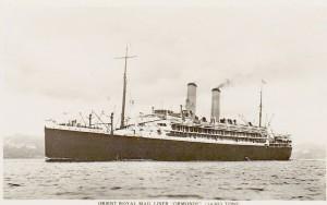 ormonde ship